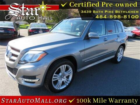 2015 Mercedes-Benz GLK for sale at STAR AUTO MALL 512 in Bethlehem PA