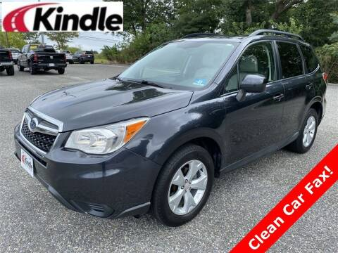 2015 Subaru Forester for sale at Kindle Auto Plaza in Cape May Court House NJ