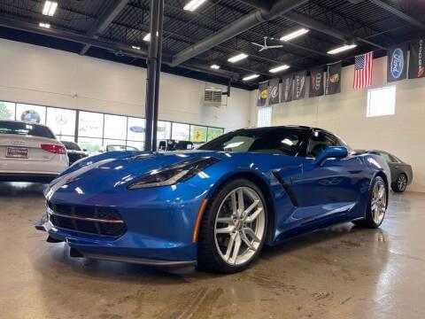 2015 Chevrolet Corvette for sale at CarNova in Sterling Heights MI