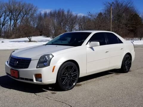 2005 Cadillac CTS for sale at Mechanical Services Inc in Oshkosh WI