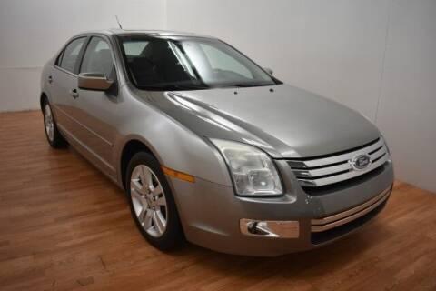 2008 Ford Fusion for sale at Paris Motors Inc in Grand Rapids MI