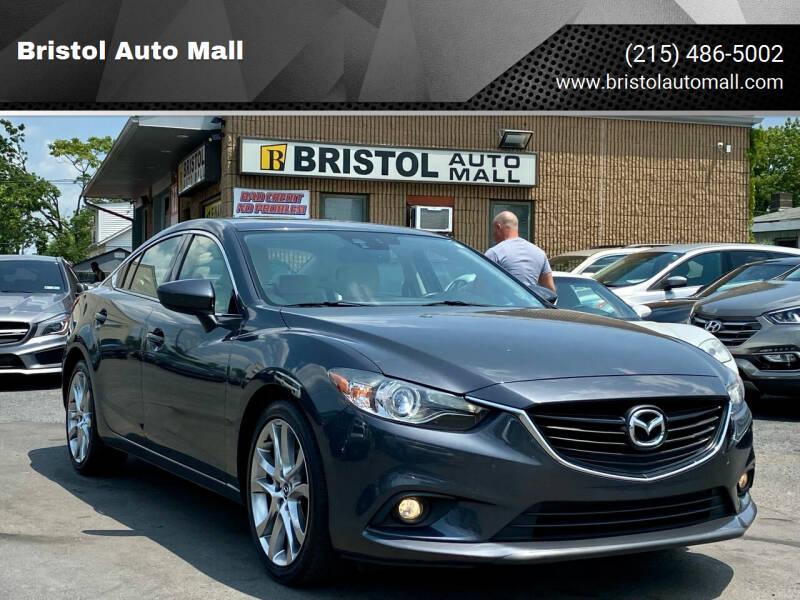 2014 Mazda MAZDA6 for sale at Bristol Auto Mall in Levittown PA