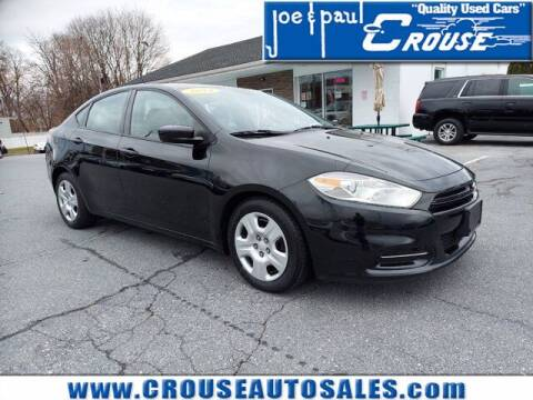2014 Dodge Dart for sale at Joe and Paul Crouse Inc. in Columbia PA