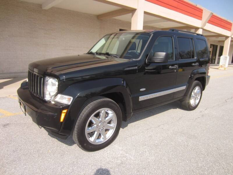 2012 Jeep Liberty for sale at PRIME AUTOS OF HAGERSTOWN in Hagerstown MD