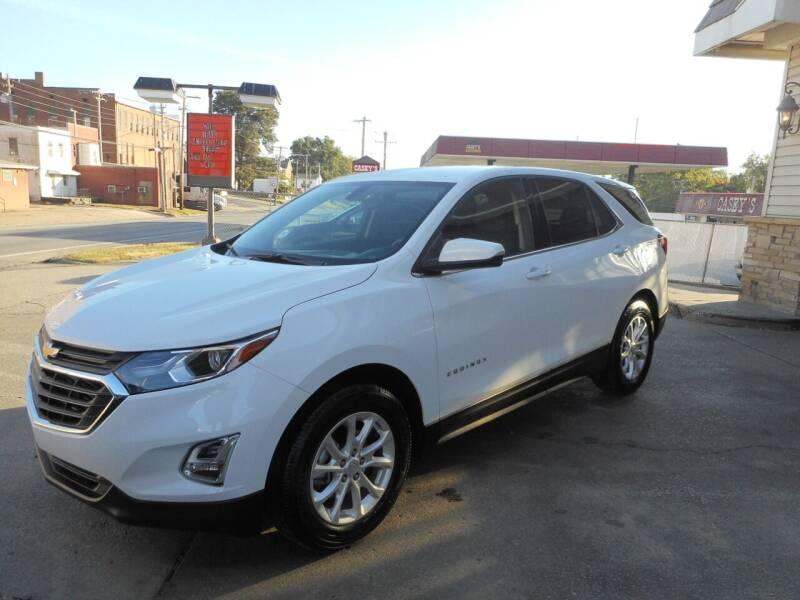 2018 Chevrolet Equinox for sale at River City Auto Center LLC in Chester IL