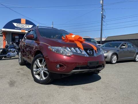 2010 Nissan Murano for sale at OTOCITY in Totowa NJ