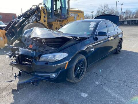 2012 BMW 5 Series for sale at ASAP Car Parts in Charlotte NC