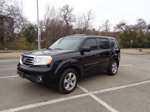 2015 Honda Pilot for sale at ACH AutoHaus in Dallas TX