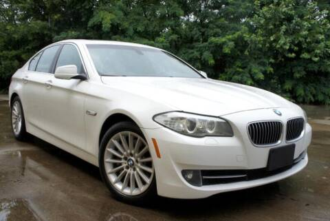 2013 BMW 5 Series for sale at CU Carfinders in Norcross GA