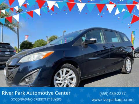 2014 Mazda MAZDA5 for sale at River Park Automotive Center in Fresno CA