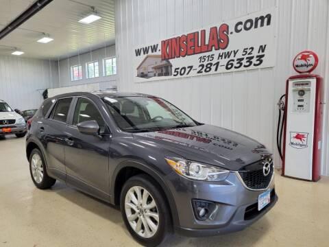 2014 Mazda CX-5 for sale at Kinsellas Auto Sales in Rochester MN