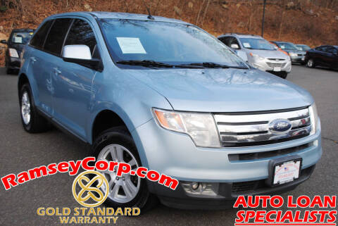 2008 Ford Edge for sale at Ramsey Corp. in West Milford NJ