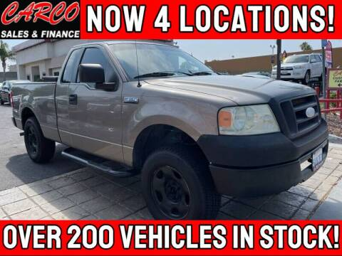 2006 Ford F-150 for sale at CARCO SALES & FINANCE #3 in Chula Vista CA