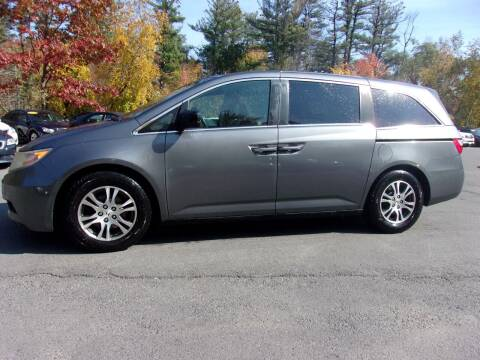 2012 Honda Odyssey for sale at Mark's Discount Truck & Auto Sales in Londonderry NH