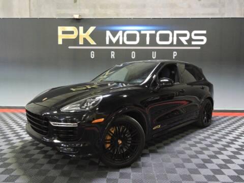 2016 Porsche Cayenne for sale at PK MOTORS GROUP in Las Vegas NV