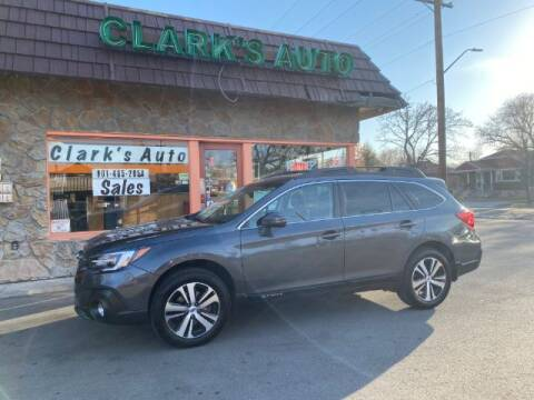 2019 Subaru Outback for sale at Clarks Auto Sales in Salt Lake City UT