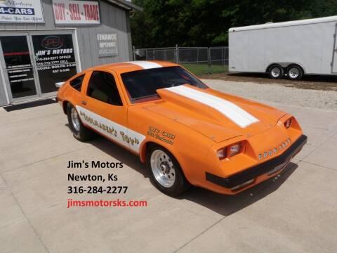 1975 Chevrolet Monza for sale at Jim's Motors in Newton KS
