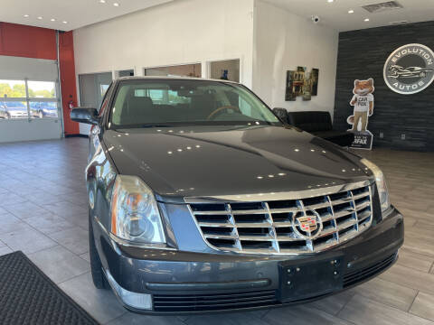 2011 Cadillac DTS for sale at Evolution Autos in Whiteland IN