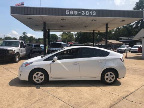 2010 Toyota Prius for sale at BOB SMITH AUTO SALES in Mineola TX