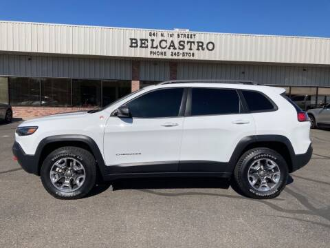 2019 Jeep Cherokee for sale at Belcastro Motors in Grand Junction CO
