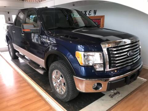 2010 Ford F-150 for sale at Forkey Auto & Trailer Sales in La Fargeville NY