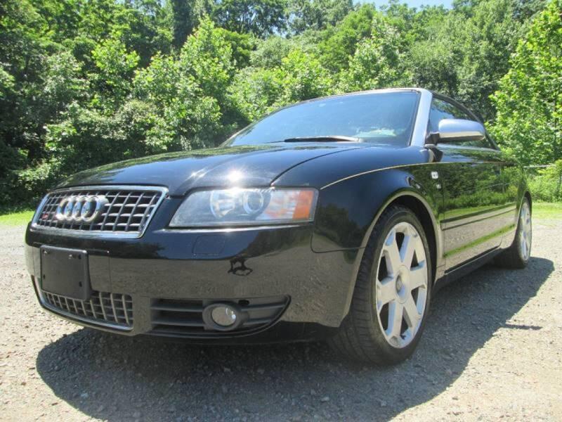 2004 Audi S4 for sale at Peekskill Auto Sales Inc in Peekskill NY