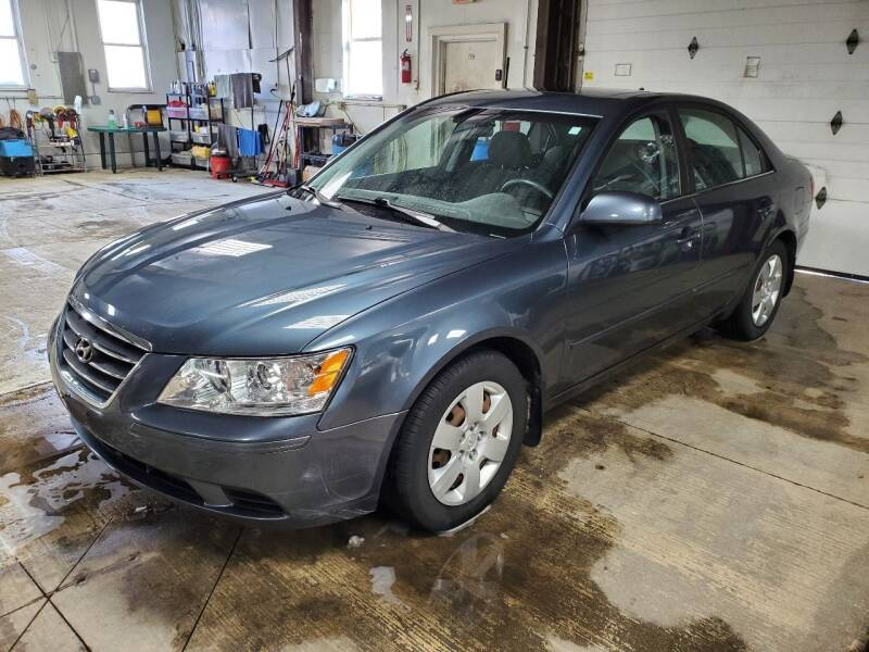 2009 Hyundai Sonata for sale at JDL Automotive and Detailing in Plymouth WI