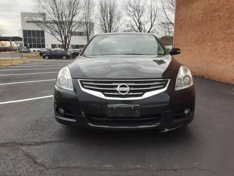 2012 Nissan Altima for sale at Fredericksburg Auto Finance Inc. in Fredericksburg VA