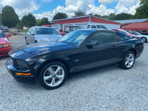 2006 Ford Mustang for sale at VAUGHN'S USED CARS in Guin AL