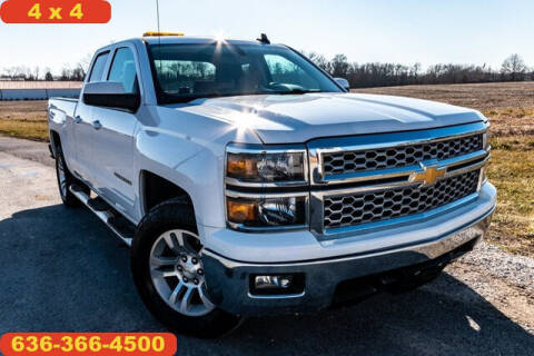 2015 Chevrolet Silverado 1500 for sale at Fruendly Auto Source in Moscow Mills MO