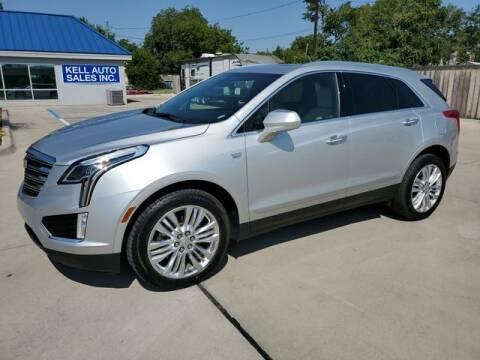 2019 Cadillac XT5 for sale at Kell Auto Sales, Inc - Grace Street in Wichita Falls TX