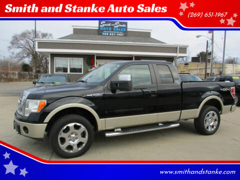 2009 Ford F-150 for sale at Smith and Stanke Auto Sales in Sturgis MI