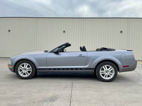 2007 Ford Mustang for sale at TnT Auto Plex in Platte SD