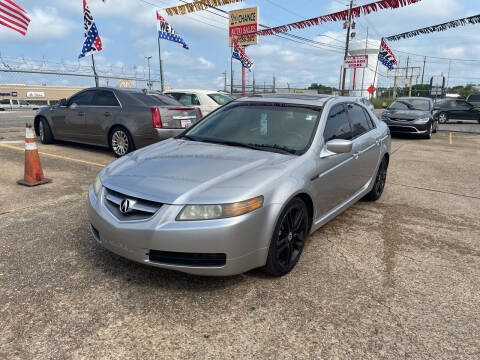 2007 Acura TL for sale at 2nd Chance Auto Sales in Montgomery AL