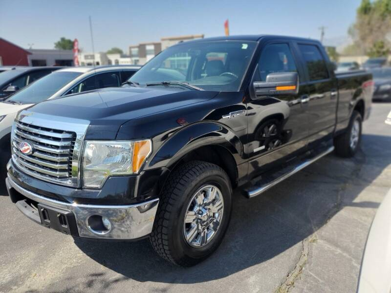 2011 Ford F-150 for sale at Curtis Auto Sales LLC in Orem UT