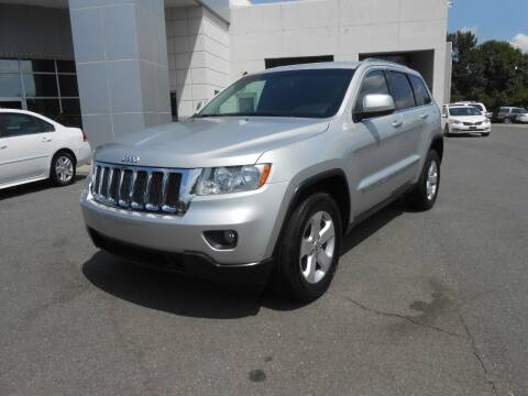 2012 Jeep Grand Cherokee for sale at Auto America in Monroe NC