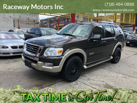 2006 Ford Explorer for sale at Raceway Motors Inc in Brooklyn NY
