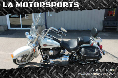 2001 Harley-Davidson Heritage Softail  for sale at LA MOTORSPORTS in Windom MN