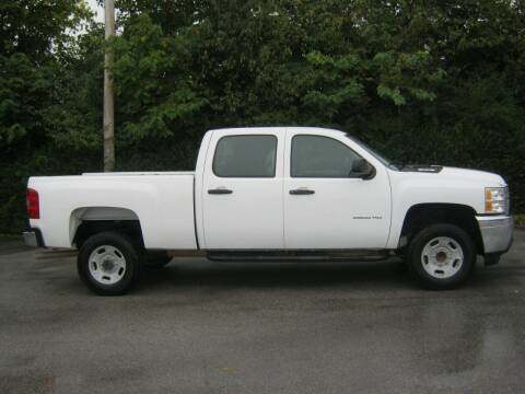 2013 Chevrolet Silverado 2500HD for sale at Premier Motor Co in Springdale AR