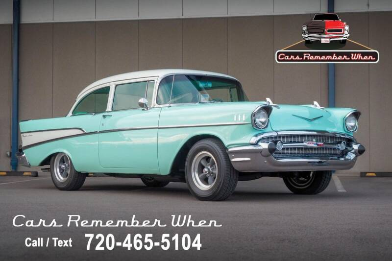 1957 Chevrolet 210 for sale in Englewood, CO