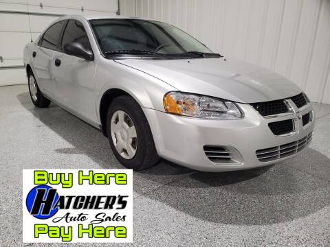 2004 Dodge Stratus for sale at Hatcher's Auto Sales, LLC - Buy Here Pay Here in Campbellsville KY