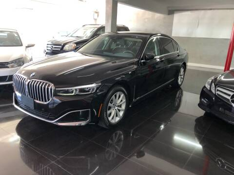 2021 BMW 7 Series for sale at CARSTRADA in Hollywood FL