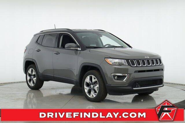 2021 Jeep Compass for sale in Findlay, OH