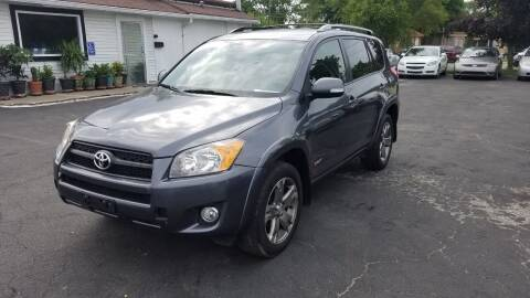 2012 Toyota RAV4 for sale at Nonstop Motors in Indianapolis IN