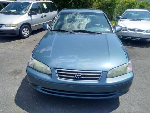 2001 Toyota Camry for sale at Wilson Investments LLC in Ewing NJ