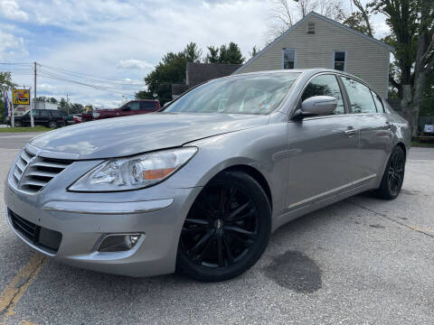 2010 Hyundai Genesis for sale at J's Auto Exchange in Derry NH