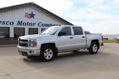 2014 Chevrolet Silverado 1500 for sale at Cresco Motor Company in Cresco IA