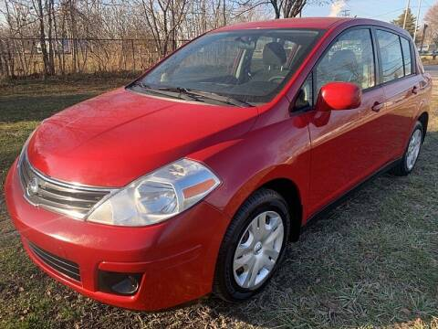2012 Nissan Versa for sale at CItywide Auto Credit in Oregon OH