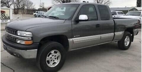2000 Chevrolet Silverado 1500 for sale at Cordova Motors in Lawrence KS