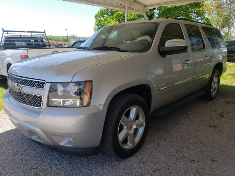 2011 Chevrolet Suburban for sale at HAYNES AUTO SALES in Weatherford TX